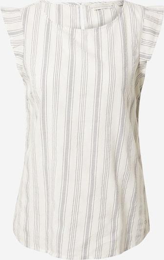 TOM TAILOR DENIM Блуза в синьо / бяло, Преглед на продукта