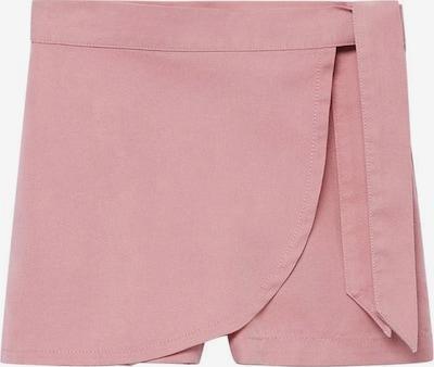 MANGO KIDS Shorts 'Lines' in rosé, Produktansicht