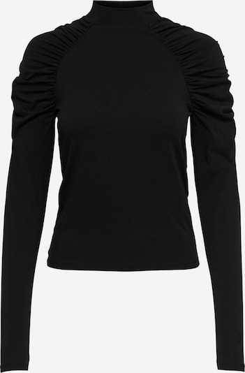 ONLY T-shirt en noir, Vue avec produit