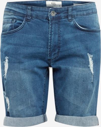 Redefined Rebel Shorts 'Oslo' in blue denim, Produktansicht