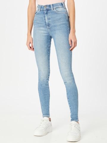 Dr. Denim Jeans 'Moxy' in Blauw