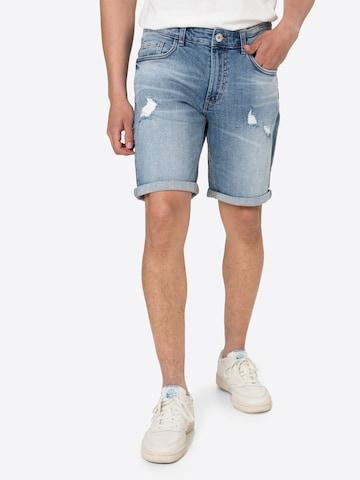 Redefined Rebel Jeans 'Oslo' i blå