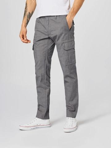 Pantaloni cu buzunare de la s.Oliver pe gri