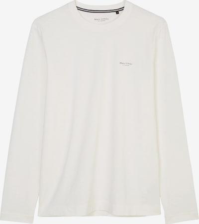 Marc O'Polo Shirt in schwarz / weiß, Produktansicht