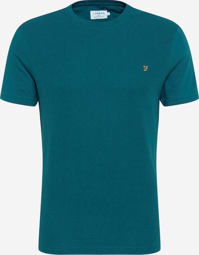 FARAH T-Shirt en pétrole, Vue avec produit