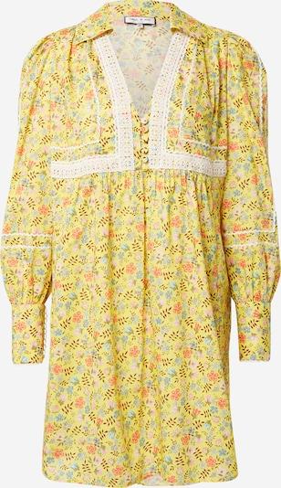 PAUL & JOE Kleid 'HERMINE' in gelb / mischfarben, Produktansicht