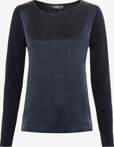HALLHUBER Langarmshirt in blau, Produktansicht
