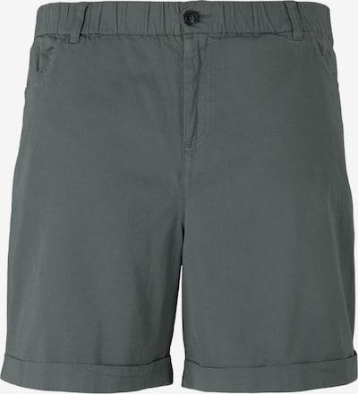 MY TRUE ME Shorts in dunkelgrün, Produktansicht