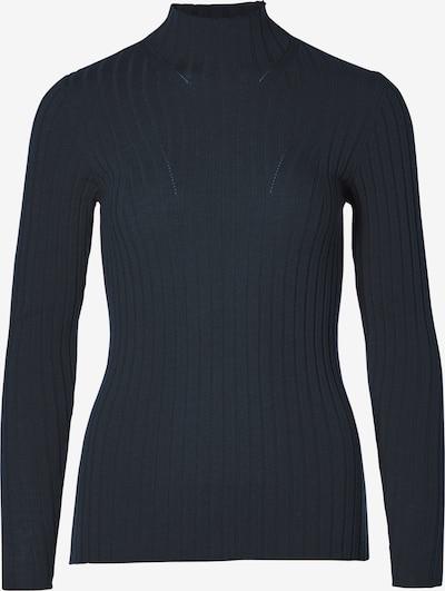 LOOKS by Wolfgang Joop Strickpullover ' Basic ' in schwarz, Produktansicht