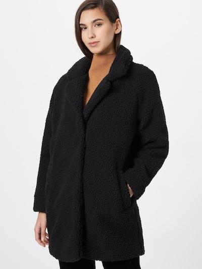 ONLY Tussenmantel 'Aurelia' in de kleur Zwart, Modelweergave