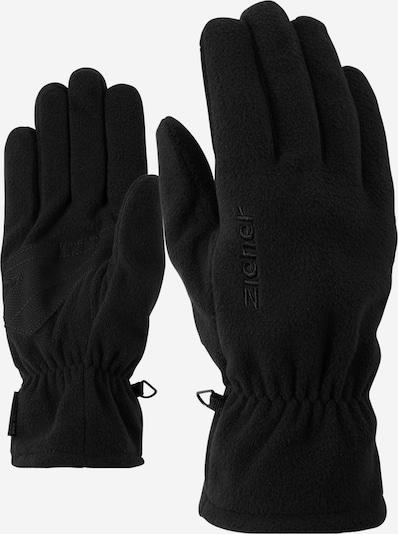 ZIENER Multifunktionshandschuhe 'IBRON' in schwarz, Produktansicht