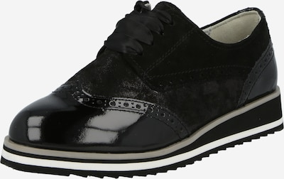 CAPRICE Lace-up shoe in Black, Item view