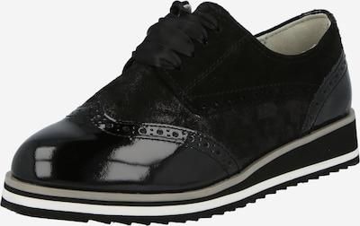 Scarpa stringata CAPRICE di colore nero, Visualizzazione prodotti