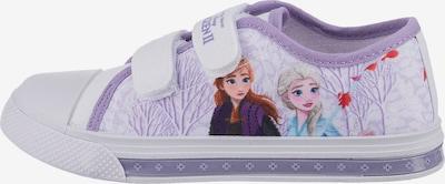 Disney Die Eiskönigin Sneaker in weiß, Produktansicht