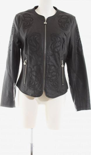 Glööckler Kunstlederjacke in XL in schwarz, Produktansicht