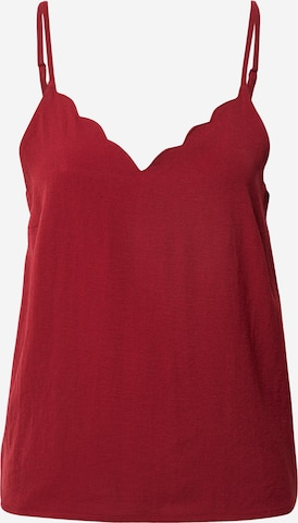 ABOUT YOU Top 'Tela' in Rood