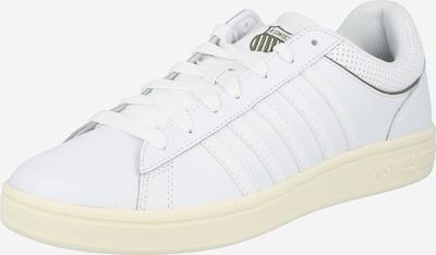 K-SWISS Sneakers laag 'Court Winston' in de kleur Kaki / Wit, Productweergave