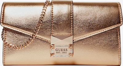 GUESS Clutch 'Dazzle' in gold, Produktansicht