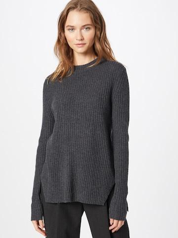 BOSS Sweater 'Fulieta' in Grey