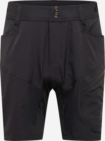 ENDURANCE Παντελόνι φόρμας 'Jamal' σε μαύρο