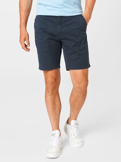 BRUNOTTI Sportbroek in de kleur Navy: Vooraanzicht