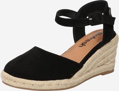 Refresh Strap sandal in Black, Item view