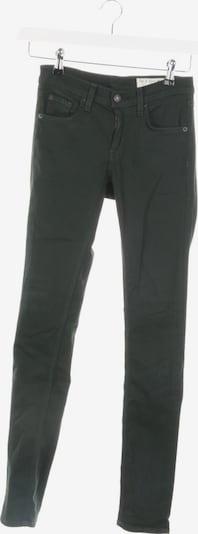 rag & bone Jeans in 24 in dunkelgrün, Produktansicht