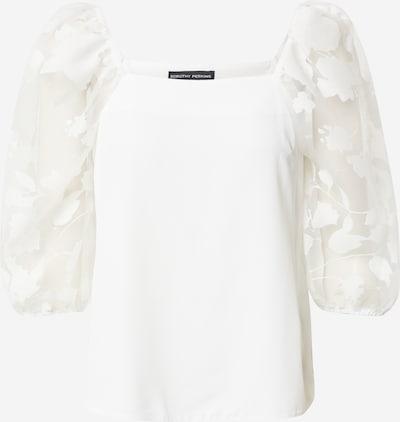 Dorothy Perkins Shirt 'Ivory' in weiß, Produktansicht