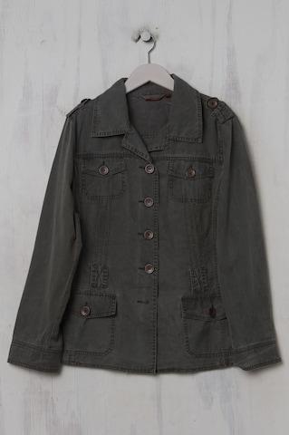 ZABAIONE Jacke in XL in Grau