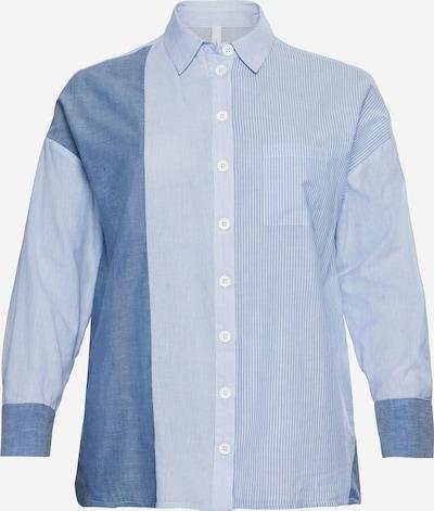 Palaidinė iš SHEEGO , spalva - tamsiai (džinso) mėlyna / šviesiai mėlyna / balta, Prekių apžvalga