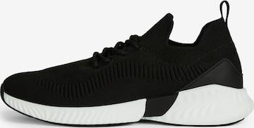 Sneaker bassa di Boggi Milano in nero