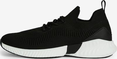 Boggi Milano Sneaker in schwarz, Produktansicht