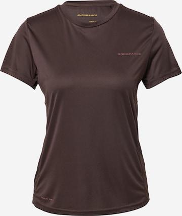 ENDURANCE Funksjonsskjorte 'Milly' i lilla