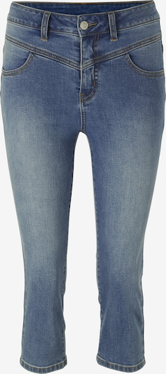 Linea Tesini by heine Jeans in blue denim, Produktansicht