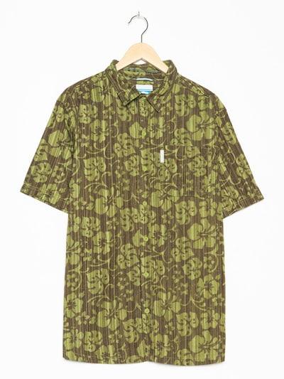 COLUMBIA Hawaiihemd in L in grün, Produktansicht
