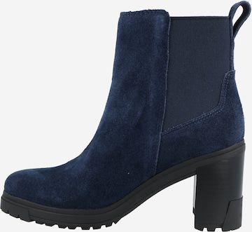 TOMMY HILFIGER Chelsea Boots in Blue