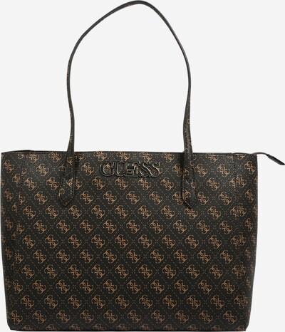 bézs / barna GUESS Shopper táska 'UPTOWN', Termék nézet