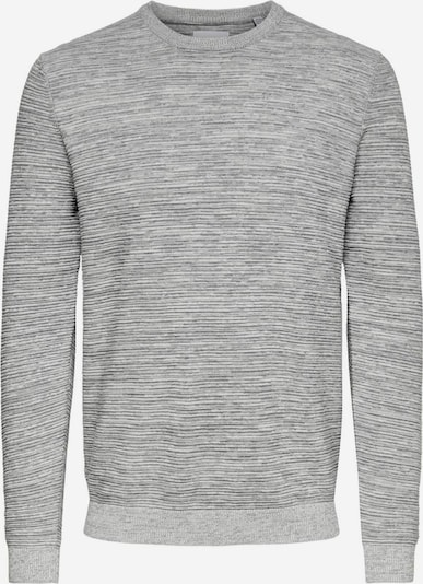 Only & Sons Sweater 'Nathan' in Grey mottled, Item view