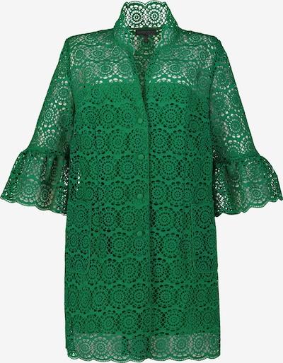 Ulla Popken Blazers in de kleur Groen, Productweergave