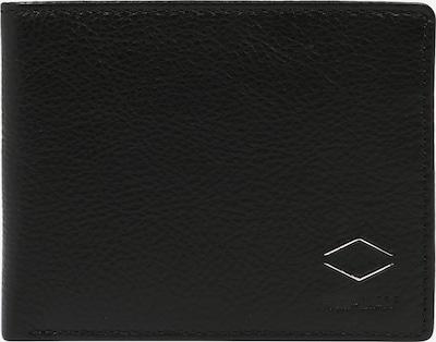 REPLAY Portemonnaie in schwarz / weiß, Produktansicht