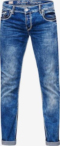 Rusty Neal Jeans 'LEVIN 4' in Blau