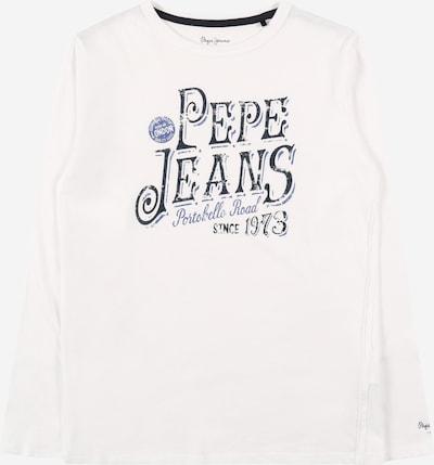 királykék / fekete / fehér Pepe Jeans Póló 'ANDREAS', Termék nézet