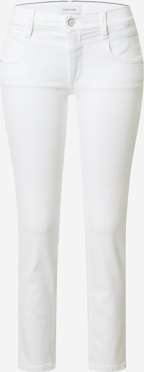 Džinsai iš Calvin Klein , spalva - balto džinso spalva, Prekių apžvalga