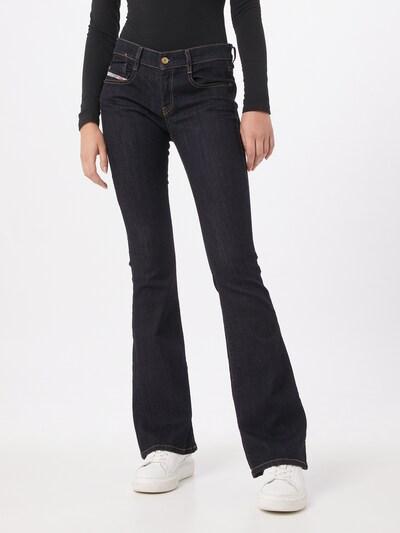 DIESEL Jeans 'D-EBBEY' in kobaltblau, Modelansicht