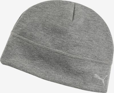 PUMA Mütze in grau / weiß, Produktansicht