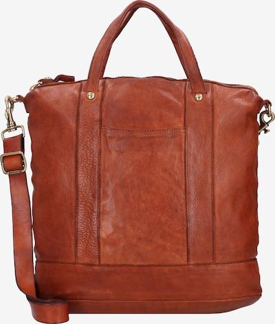 Campomaggi Handtasche in rostbraun, Produktansicht