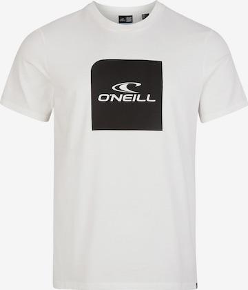 Maglietta 'Cube' di O'NEILL in bianco