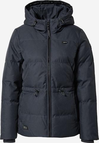 Ragwear Between-Season Jacket 'CALENA' in Grey