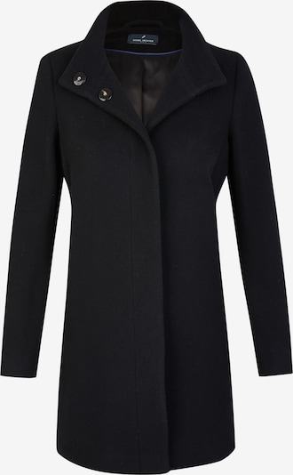 DANIEL HECHTER Moderner Mantel mit Stehkragen in schwarz, Produktansicht