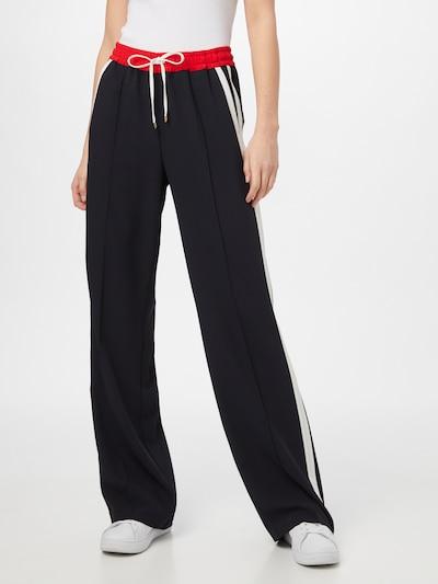 TOMMY HILFIGER Pantalon in de kleur Navy / Rood / Wit, Modelweergave